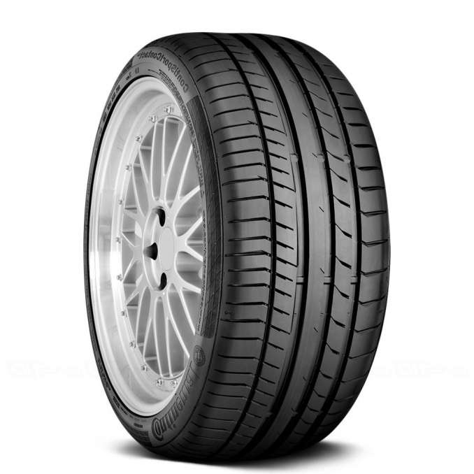 CONTINENTAL CONTI SPORTCONTACT 5 RUN-FLAT