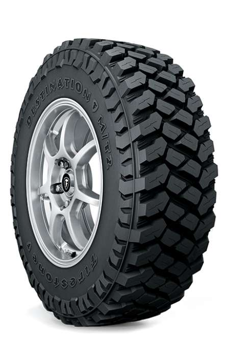FIRESTONE DESTINATION M/T 2 LT 10 PLIS