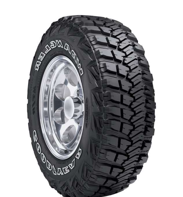 GOOD YEAR WRANGLER MT-R KEVLAR