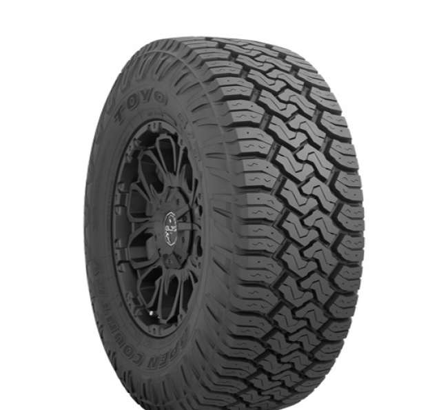 TOYO OPEN COUNTRY CT LT 10 PLIS